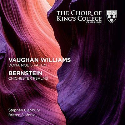 Britten Sinfonia-DonnaNobisPacem